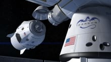SpaceX Dragons