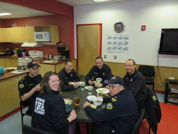 oliver halickman firefighters
