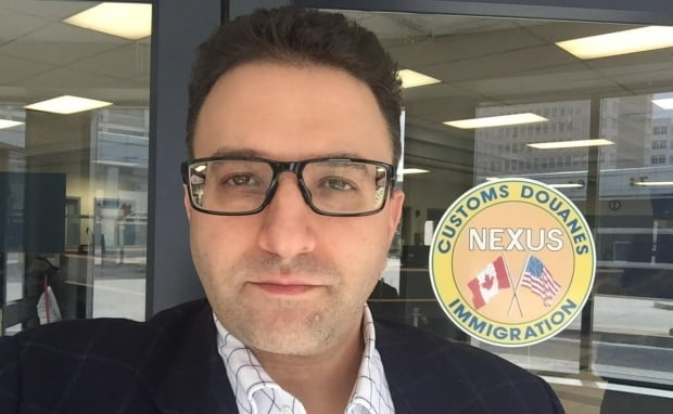 Immigration lawyer Eddie Kadri