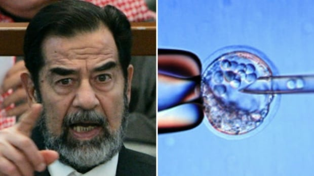Saddam Stem Cells