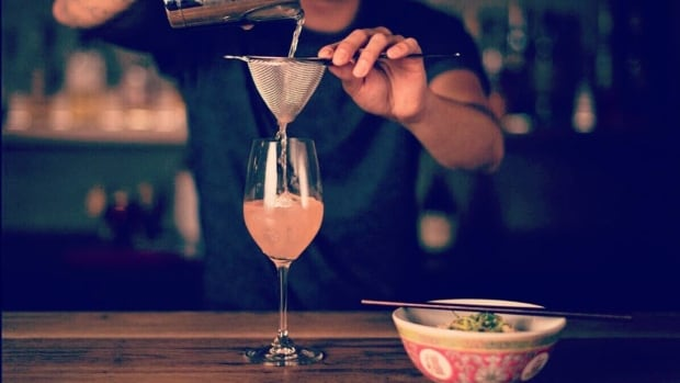 Baijiu, a new Shanghai speakeasy is pleasing crowds with ornate cocktails and inspiring menu, says Twyla Campbell.