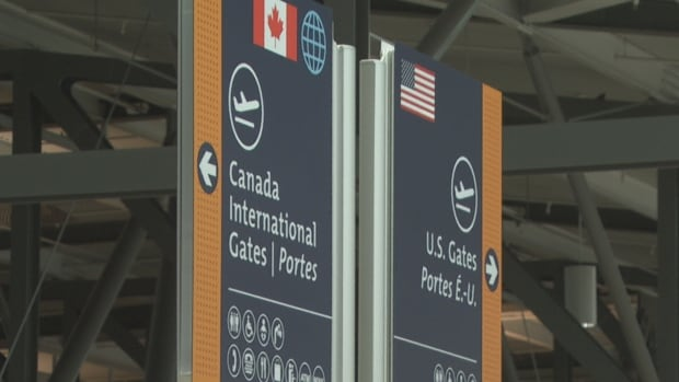 Bill C-23 is aimed at speeding travel to the U.S. by allowing travellers to clear American customs at the point of departure, rather than upon arrival at U.S. destinations.