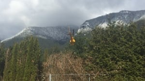 North Shore Rescue rescues multiple people near Cypress Bowl