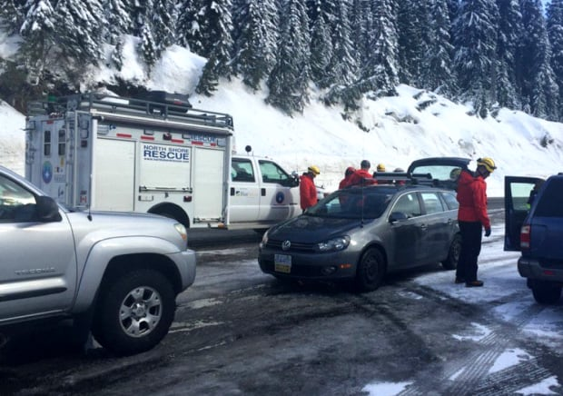 cypress mountain avalanche rescue