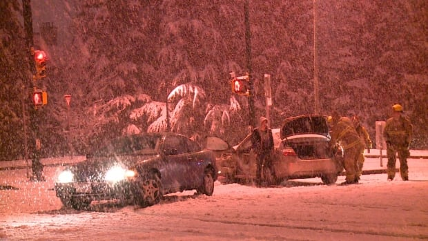 Another snowfall warning issued for Fraser Valley