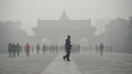 Pollution causing more deaths worldwide than war or smoking: Lancet