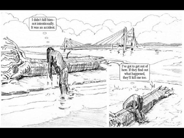 Michael Kluckner's 2050 bridge