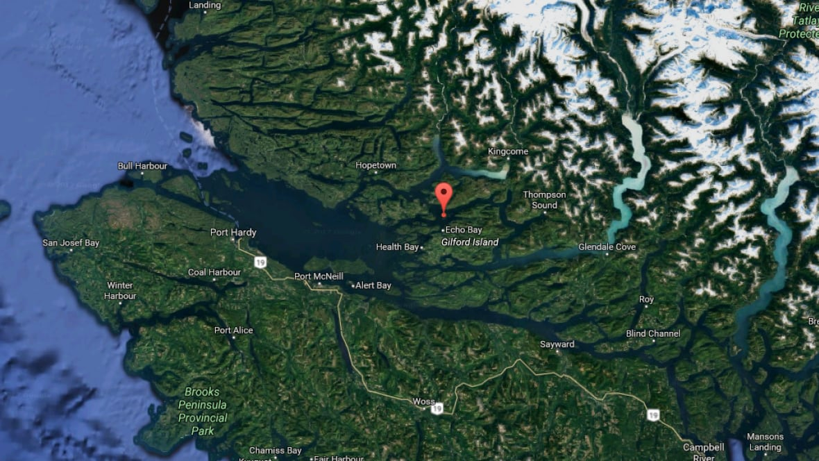 Emergency crews responding to diesel spill off northern Vancouver Island