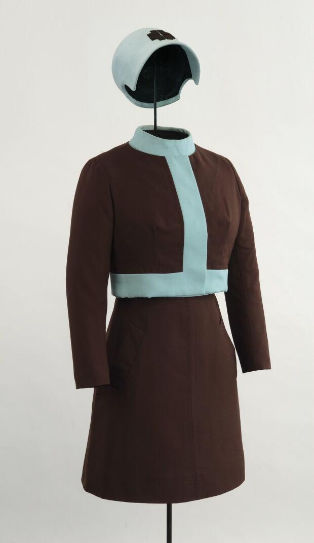 Quebec Pavilion uniform