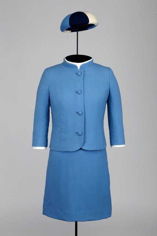 Expo 67 hostess uniform