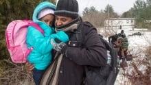 Refugees Border 20170302