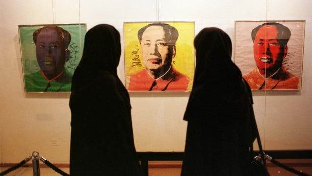 The Tehran Museum of Contemporary Art is home to iconic Warhols purchased under the guidance of Iran's last empress, Farah Pahlavi, in the 1970s. Many treasures in the museum's vault are rarely displayed in public.