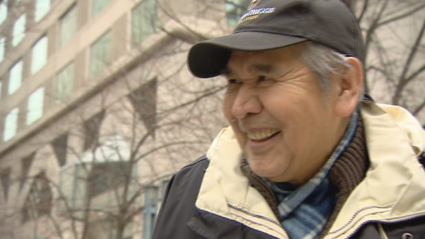 Cree elder Andrew Wesley works with Toronto police officers and Indigenous homeless people to get each side to understand each other better.