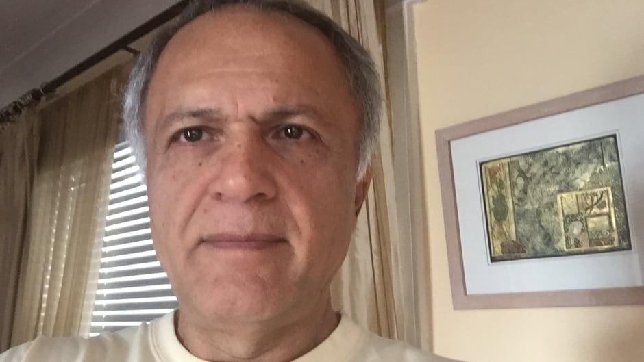 Jamsheed Akrami is an Irani-American film professor who recently wrote an open letter to President Trump.