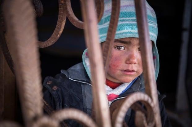 Syria Children's Mental Health