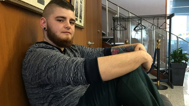"""I always miss it,"" says Ty Laframboise of wrestling, which he stopped when awkwardness around his gender identity made it too difficult to continue. ""It's always something I'm looking to get back into. It's just a matter of how."""