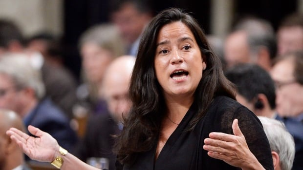 Minister of Justice and Attorney General Jody Wilson-Raybould is expected to table legislation to update Canada's Criminal Code on Wednesday.