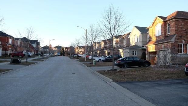 Richmond Hill subdivision near Grimes home