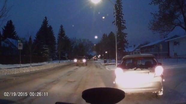 Edmonton police investigate 'vicious' road rage incident