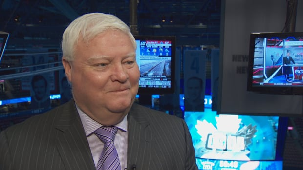 Joe Bowen has called more than 180,000 minutes of Maple Leafs hockey over 35 years.