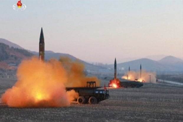 Koreas Tension THAAD