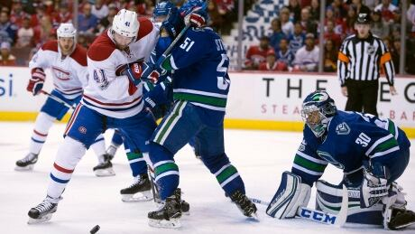 Red-hot Canadiens Outlast Canucks For 6th Straight Win