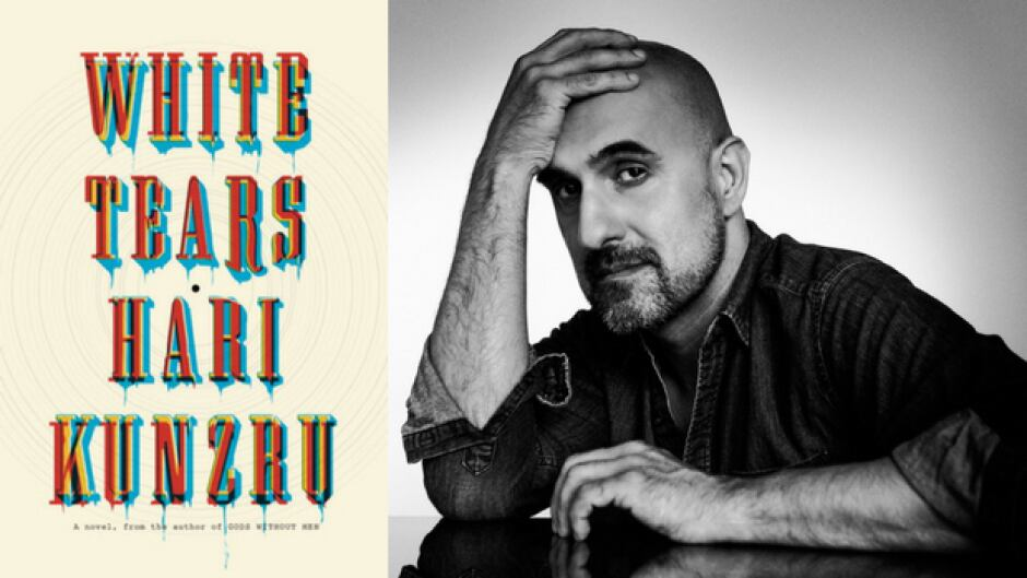 White Tears is the latest novel from British Indian novelist and journalist Hari Kunzru.