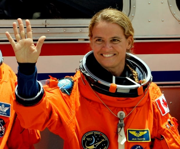 Astronaut Julie Payette to be appointed Canada's 29th Governor General