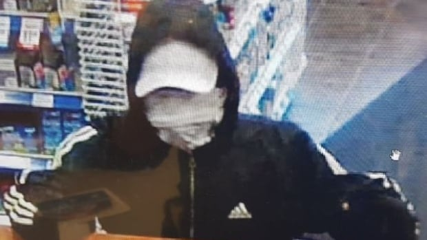 Police allege this man stole prescription drugs from a Windsor pharmacy on March 7, 2017.