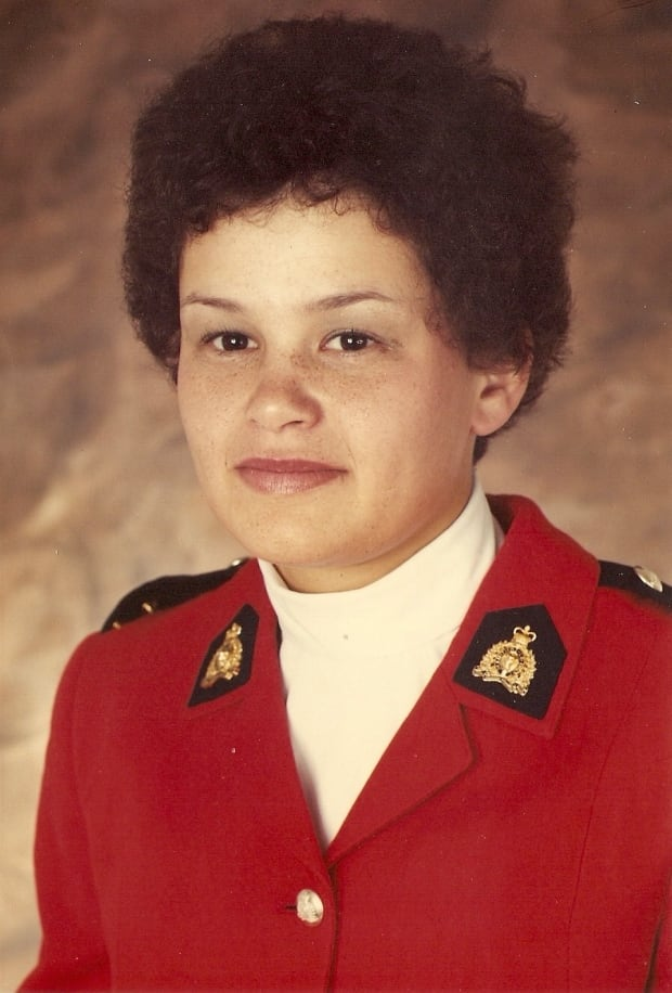 First Black Female RCMP