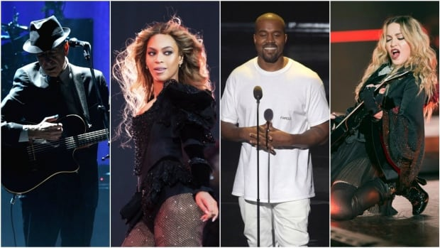 Leonard Cohen, Beyoncé, Kanye West and Madonna have all been the subject matter for academic courses using pop culture as a lens into wider cultural issues.