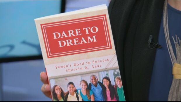 """Shervin Azar: """"Dare to Dream"""""""