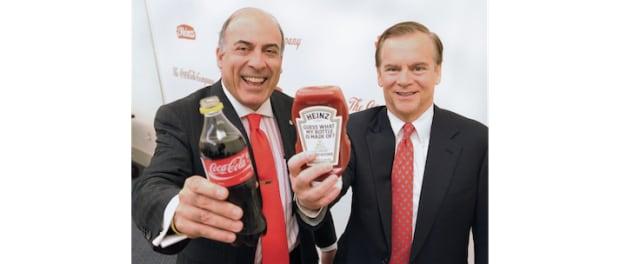 Heinz Coca Cola