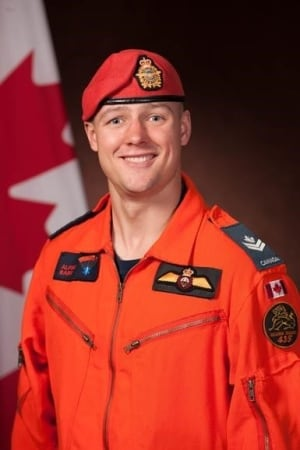 Master-Corporal Alfred Barr