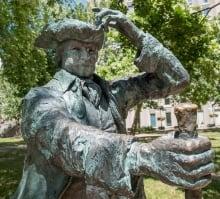 James McGill Statue 20160621