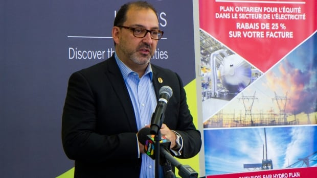 Energy Minister Glenn Thibeault says his officials have already turned over 13,000 emails to the auditor and will provide the rest in the coming weeks.