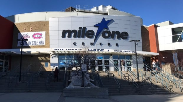 Mile One Centre in St. John's
