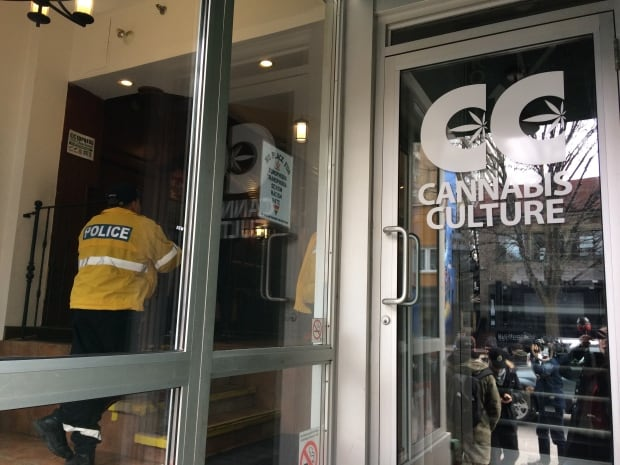 Cannabis Culture raid