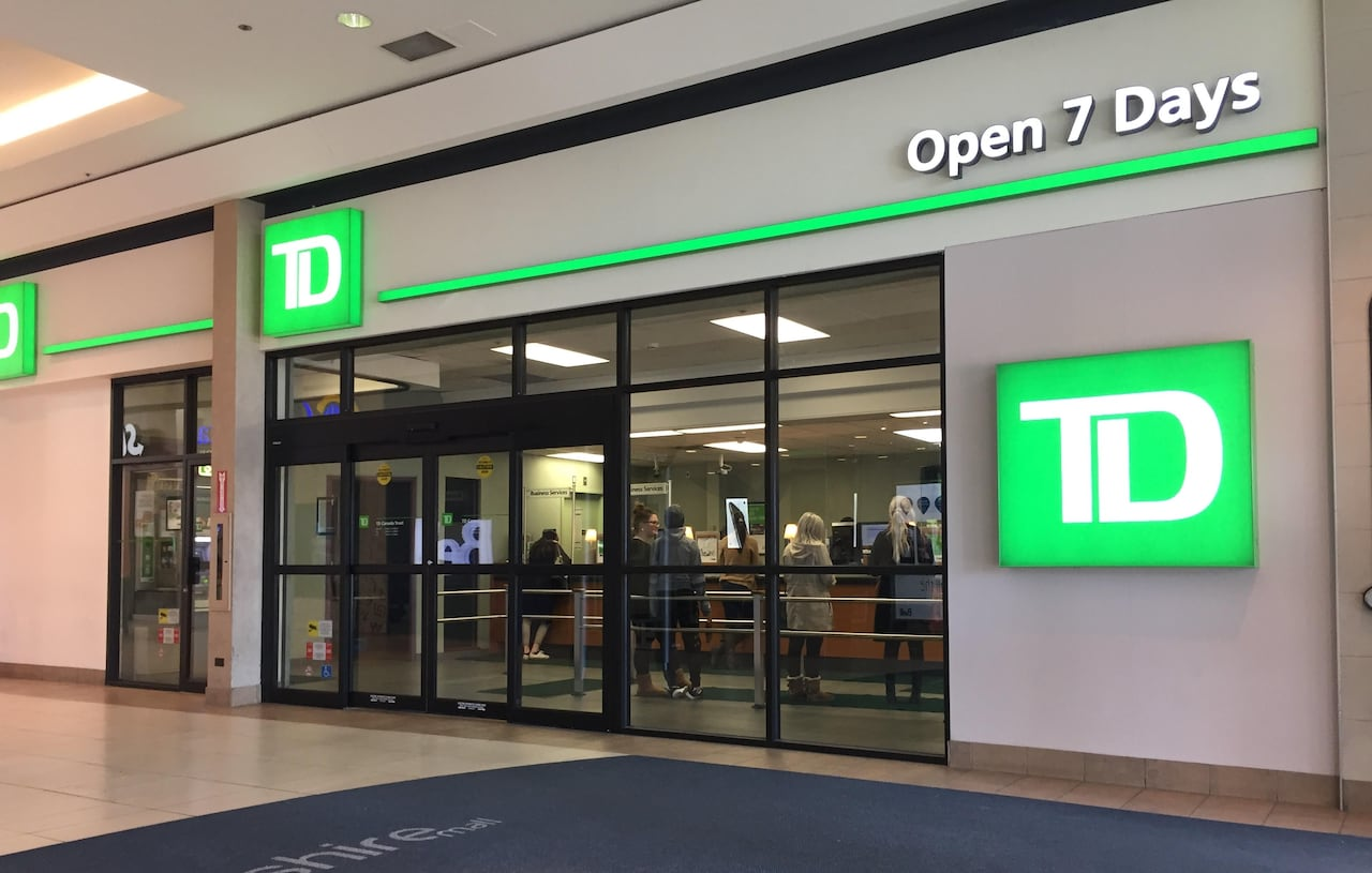 Td bank employee login