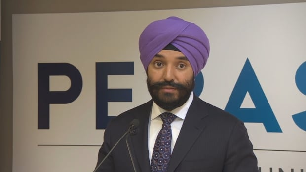 Innovation Minister Navdeep Bains announced the Global Talent Stream initiative to fast-track visas for high-skilled foreign workers will kick in June 12.
