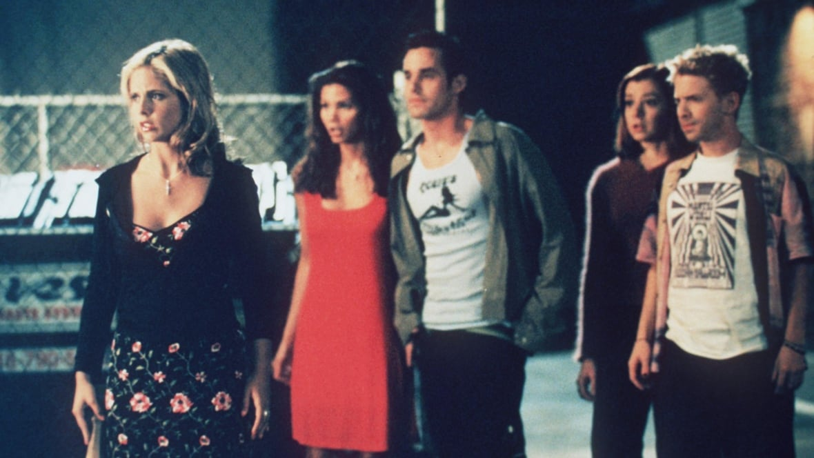 Buffy the Vampire Slayer cast reunites for 20th anniversary