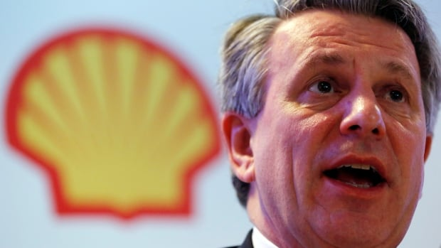 Ben van Beurden, chief executive officer of Royal Dutch Shell, says the oilsands are no longer a strategic fit for his company in the longer run.