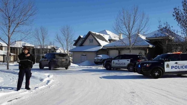 An officer-involved shooting Thursday in southwest Edmonton is under investigation by the Alberta Serious Incident Response Team.