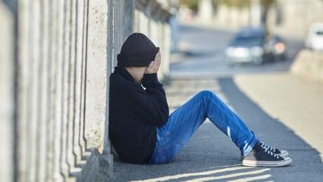 Homeless youth Shutterstock