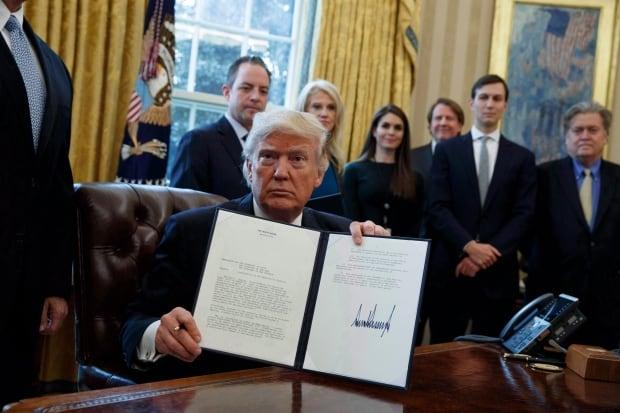 TransCanada Keystone NAFTA 20170228
