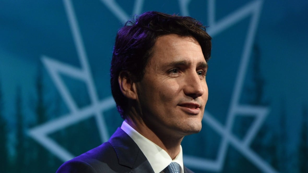 Trudeau says he will succeed on energy where his father and Stephen Harper failed