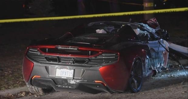 McLaren crash 4