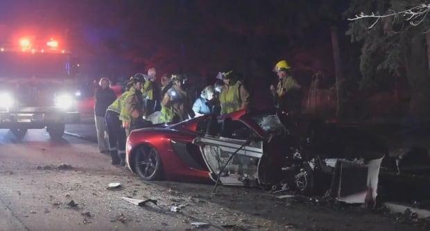 McLaren crash 5