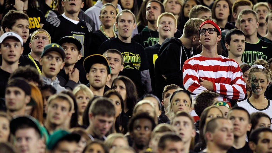 Waldo — the illustrated version, not this guy — has gotten 80 per cent smaller than when he first appeared in print in 1987.