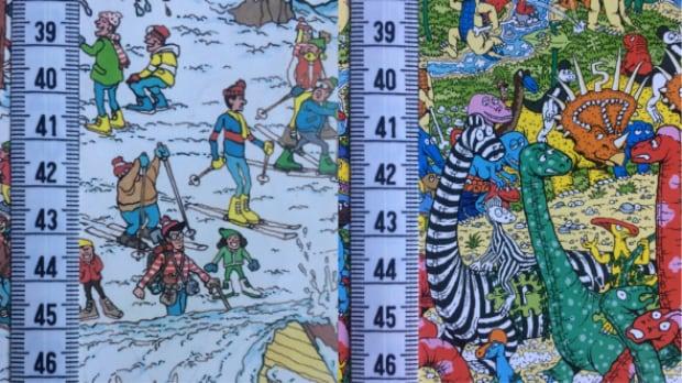 Waldo Comparison